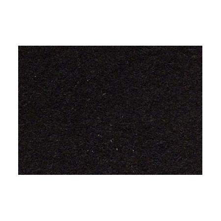 Feutrine épaisse 30x45mm noir
