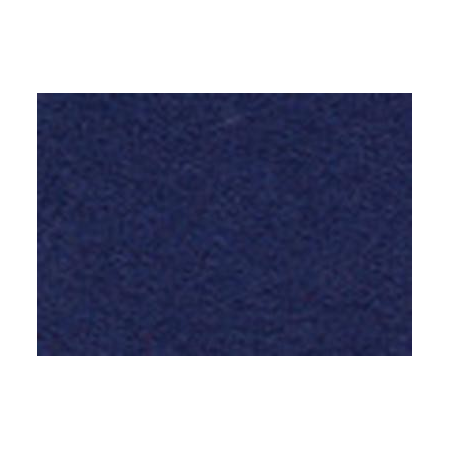 Feutrine à modeler bleu foncé 30x45cm