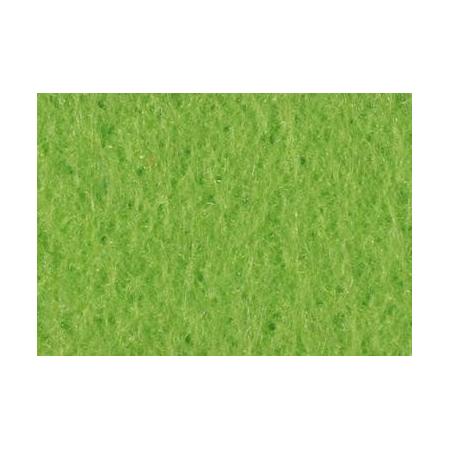 Feut.polyester 30x45cm vert clair