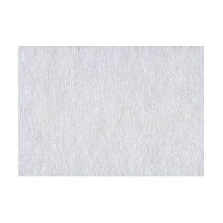 Feut.polyester 30x45cm blanc