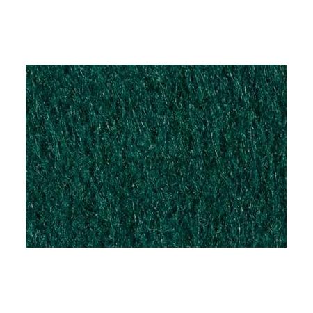 Feut.polyester 30x45cm vert foncé
