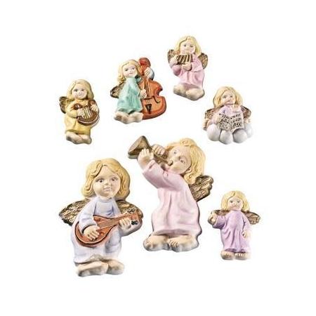 Moule anges gardiens 6 - 9 cm