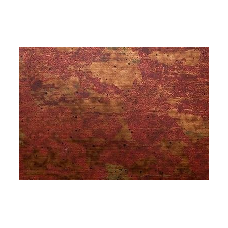 Cire décorative marbré 175 x 80 0.5 mm