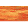 Cire décorative or/rouge 175 x 80 0.5 mm