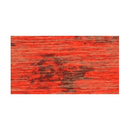 Cire décorative rouge 175 x 80 0.5 mm
