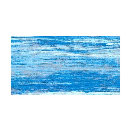 Cire décorative bleu 175 x 80 0.5 mm