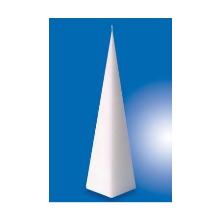 Moule p. bougies pyramide 60mm