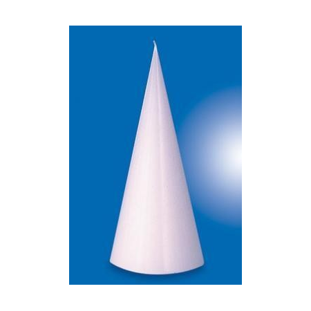 Moule p. bougies cône 65mm