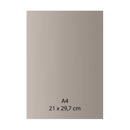 Papier auto-adhésif vieux gris A4 110GRS