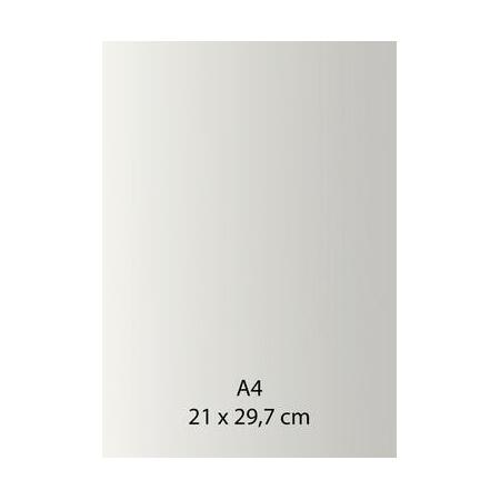 Papier auto-adhésif blanc A4 110GRS