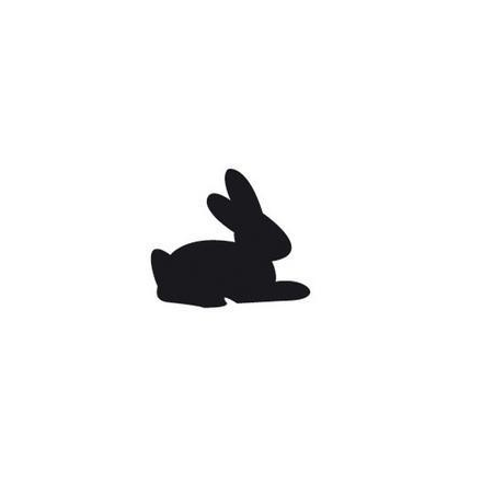 Easy punch lapin 16x 13 mm
