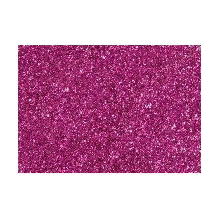 Colle pailletée 50ml fushia