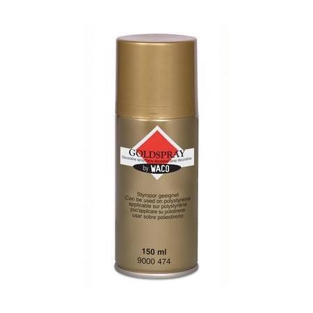 WACO Spray doré, 150ml