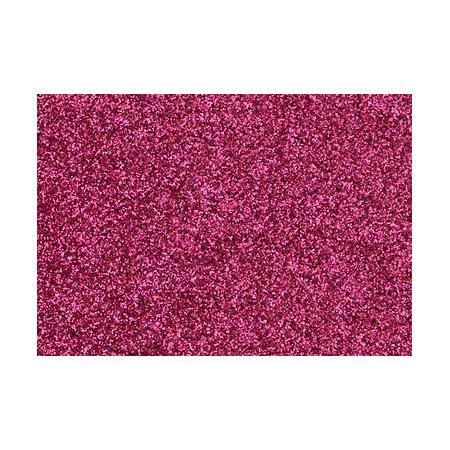 Film à repasser glitter 9x16 rose