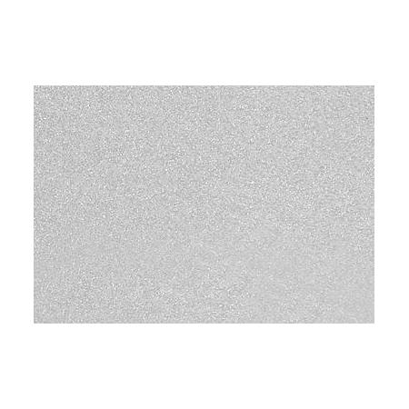 Film à repasser glitter A4 transparent