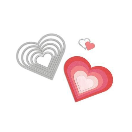 Framelits Die Set hearts
