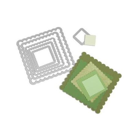 Framelits Die Set squares scal