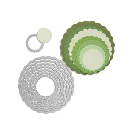 Framelits Die Set circles scal