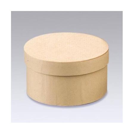 FSC Boîte ronde 10,2x6cm