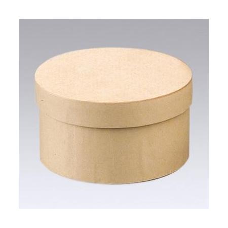 FSC Boite, ronde 14,6x10cm