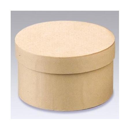 FSC Boîte, ronde 17,2x10cm