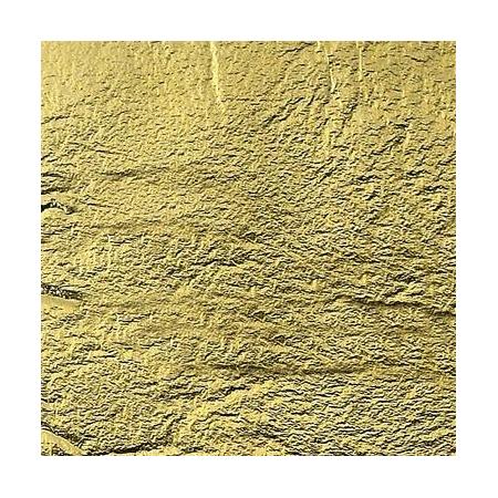 Flimsy Metal 14x14cm doré