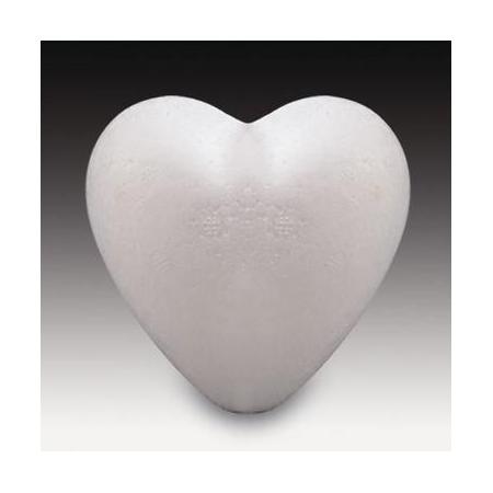 Coeur en polystyrène 5cm