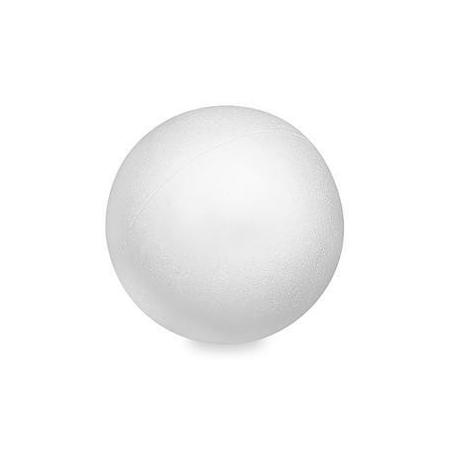 Boule en polystyrène 8cm