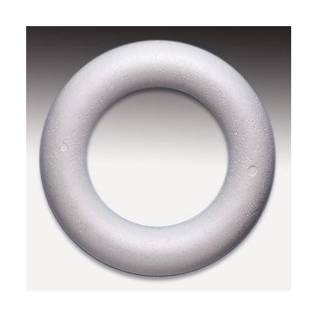 Demi-anneau en polys.30cm