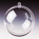 Boule divisible en plastique 7cm