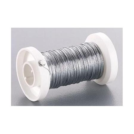 Fil métallique 0,25mm zinc 150m