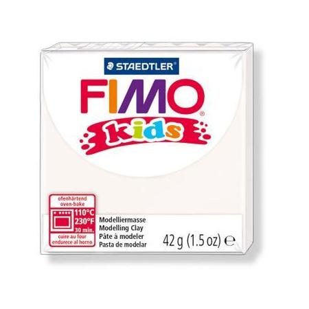 FIMO kids, blanc 42g