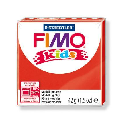 FIMO kids, rouge 42g
