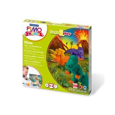 FIMO kids kit form & play, Dino