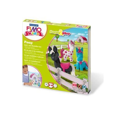 FIMO kids kit form & play, poney