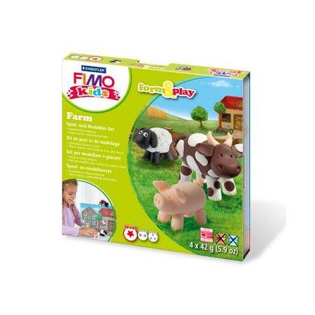 FIMO kids kit form & play, ferme