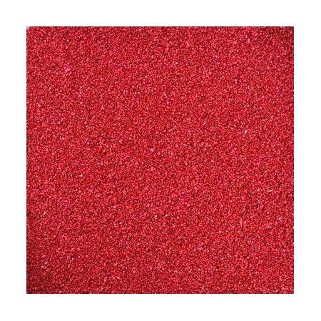 Sable Coloré 0,1-0,5mm 500ml rouge