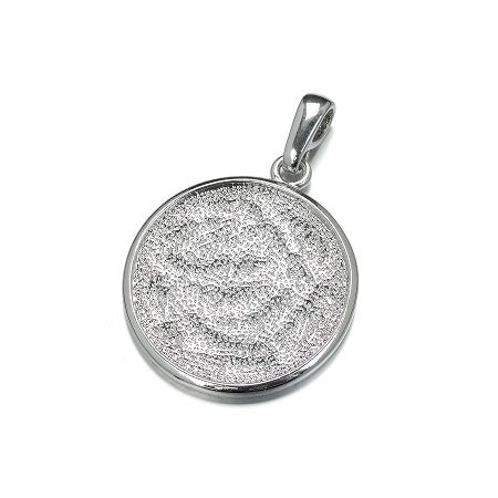Pendentif rond 45 mm