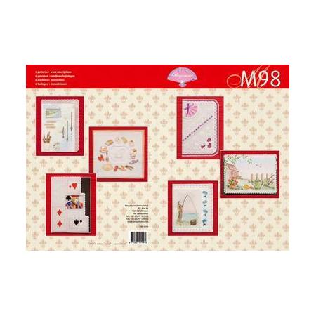 Livre de motifs M98 Hobbies parchemin