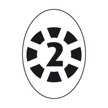 Outil Pergamano perforation Étoile 2
