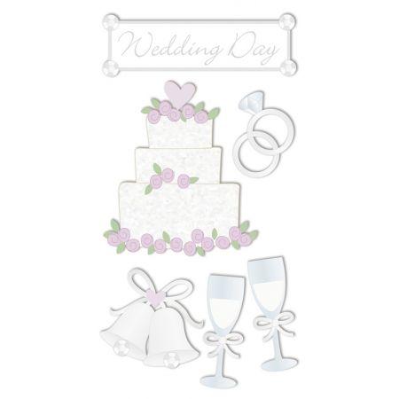 Sticker Jour de mariage