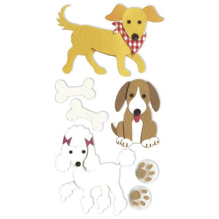 Sticker Chiens