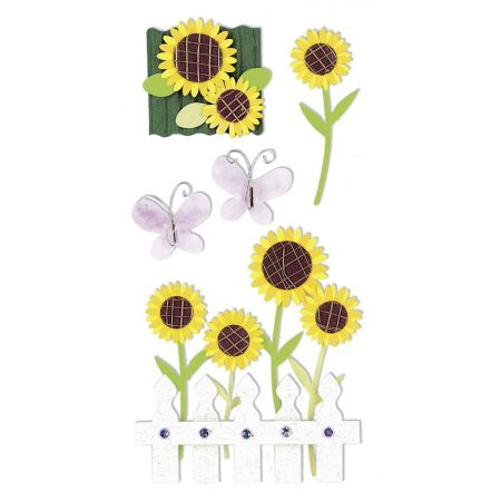 Sticker Tournesols