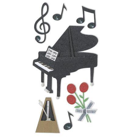 Sticker Musique mix