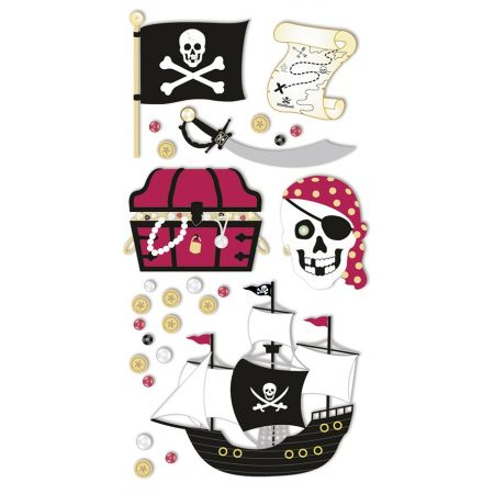 Sticker Pirates