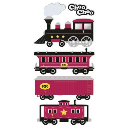 Sticker Train
