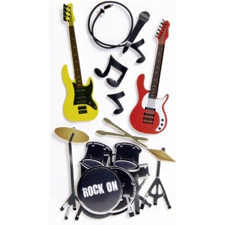 Sticker Groupe de rock