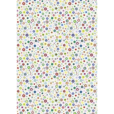 Carton 50x70cm SH fleurs/mini