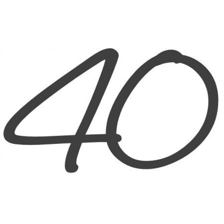 Tampon 40