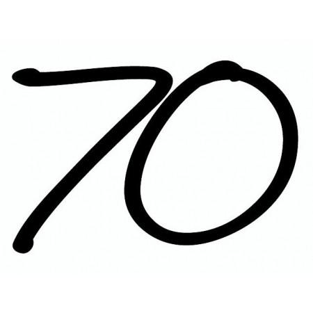 Tampon 70